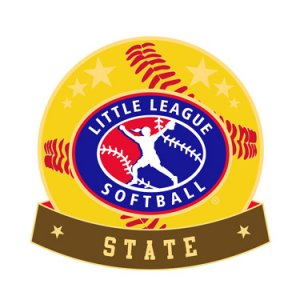 Softball-LIttle-League-State-Pin