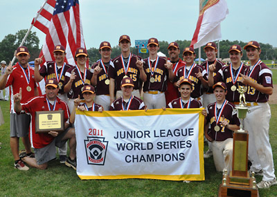 Palma Ceia LL / D6 / 2011 World Champs