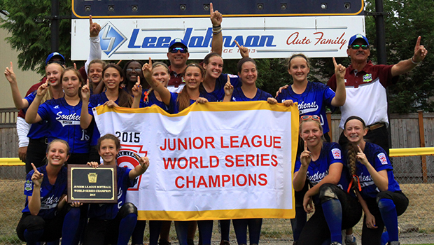 Tampa Bay/Inter Bay/Palma Ceia LL / D6 / 2015 World Champs